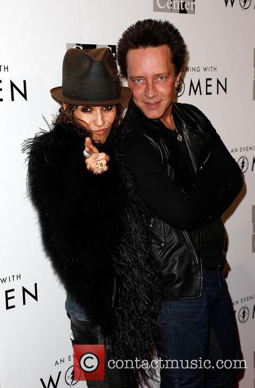 Linda Perry and Billy Morrison 5