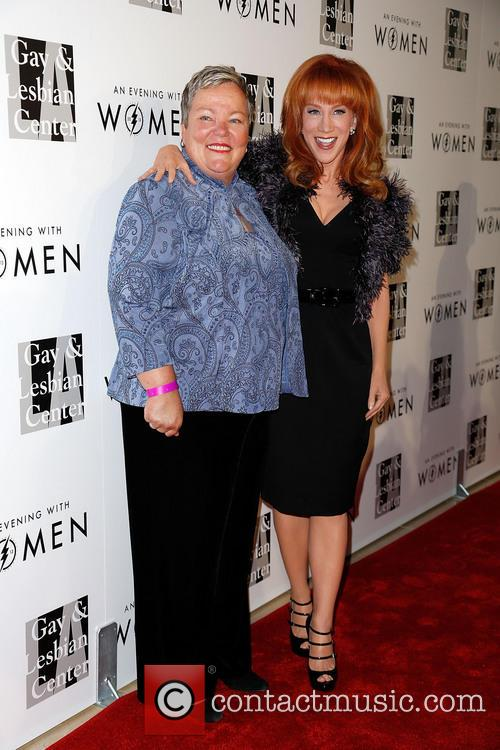 Lorrie Jean and Kathy Griffin 3