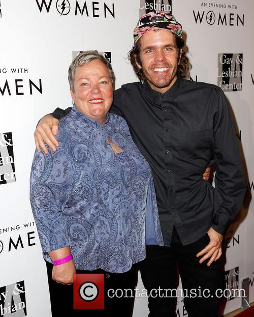 Lorrie Jean and Perez Hilton 1