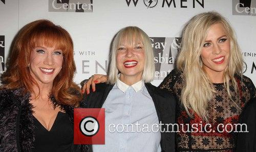 Kathy Griffin, Sia, Natasha Bedingfield, The Beverly Hilton, Beverly Hilton Hotel