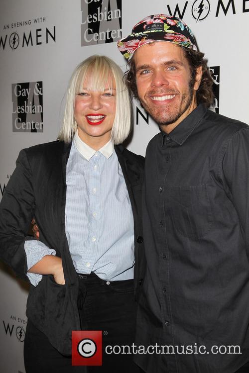 Sia and Perez Hilton 2