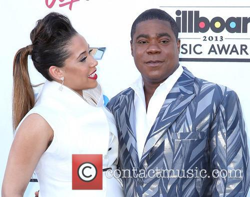 Megan Wollover and Tracy Morgan 2