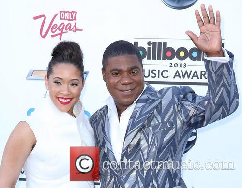 Megan Wollover and Tracy Morgan 3
