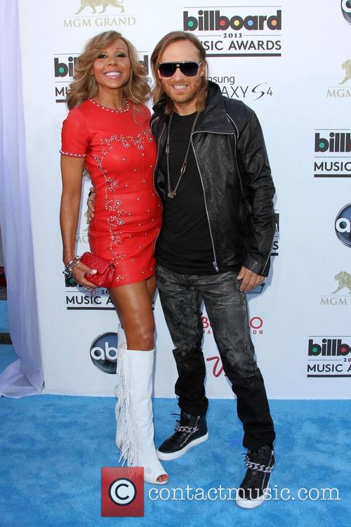 David Guetta and Cathy Guetta 3