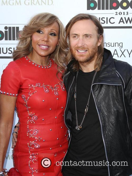 David Guetta and Cathy Guetta 4