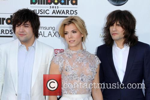 Billboard, Neil Perry, Kimberly Perry and Reid Perry 2
