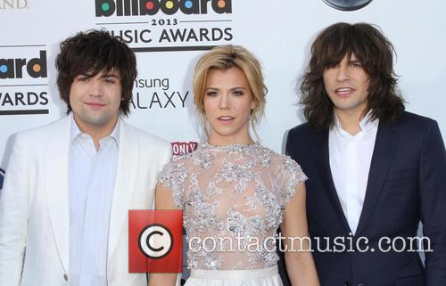 Billboard, Neil Perry, Kimberly Perry and Reid Perry 3