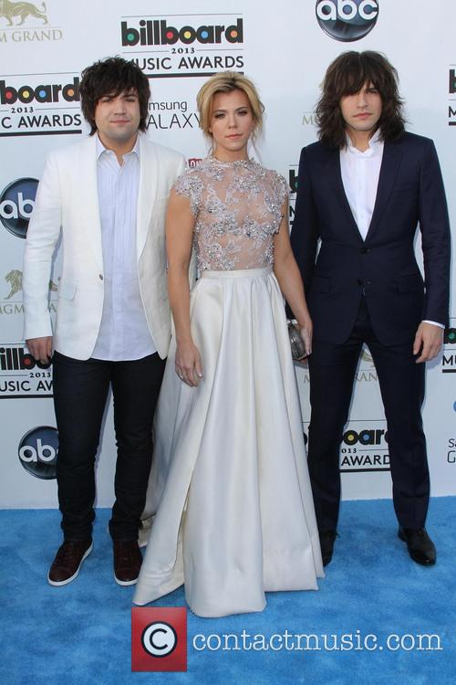 Billboard, Neil Perry, Kimberly Perry and Reid Perry 4