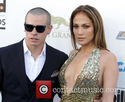 Casper Smart and Jennifer Lopez 2