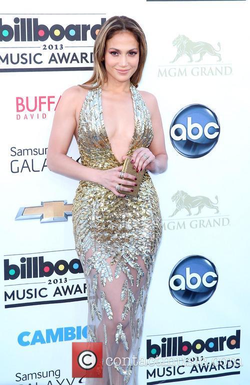 Jennifer Lopez at the 2013 Billboard Music Awards