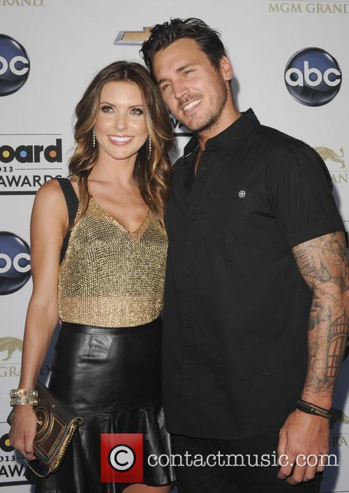 Audrina Patrige and Corey Bohan