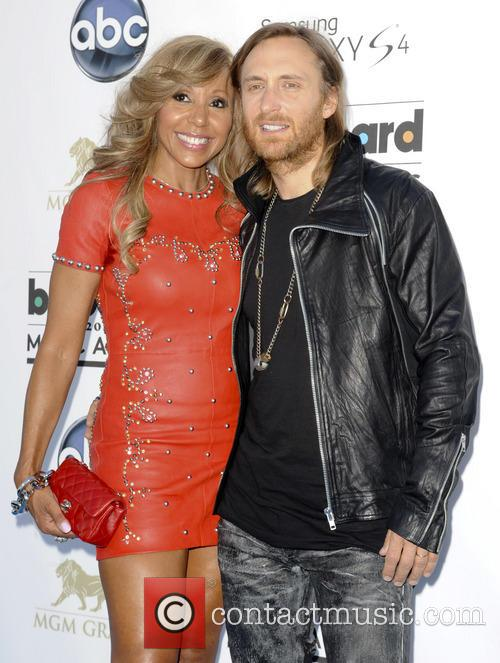 David Guetta and Cathy Guetta 1