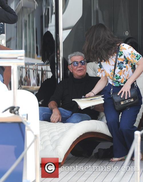 roberto cavalli roberto cavalli on his yacht 3673015