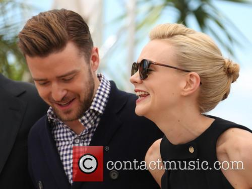 Justin Timberlake and Carey Mulligan 6