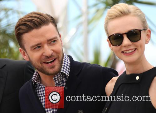 Justin Timberlake and Carey Mulligan 7