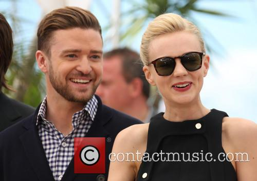 Justin Timberlake and Carey Mulligan 11