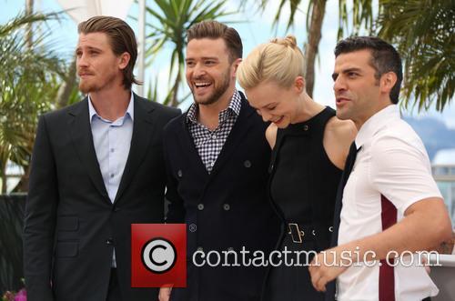 Garrett Hedlund, Justin Timberlake, Carey Mulligan and Oscar Isaac 2