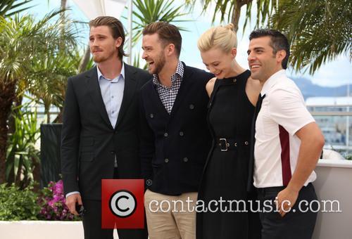 Garrett Hedlund, Justin Timberlake, Carey Mulligan and Oscar Isaac 3