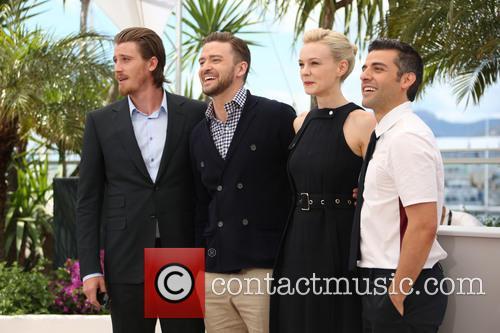 Garrett Hedlund, Justin Timberlake, Carey Mulligan and Oscar Isaac 4