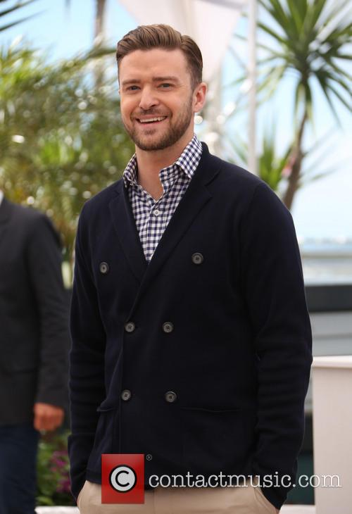Justin Timberlake, Cannes Film Festival