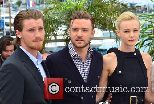 Garrett Hedlund, Justin Timberlake and Carey Mulligan 2