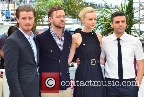 Garrett Hedlund, Justin Timberlake, Carey Mulligan and Oscar Isaac 1