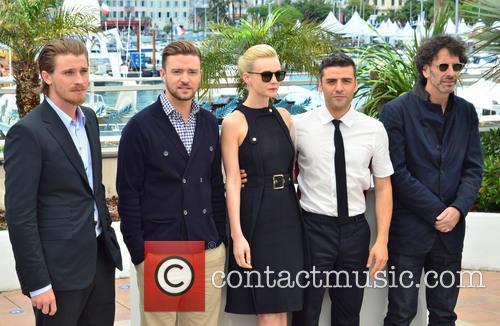 Garrett Hedlund, Justin Timberlake, Carey Mulligan and Oscar Isaac 11