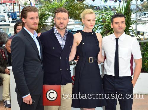 Garrett Hedlund, Justin Timberlake, Carey Mulligan and Oscar Isaac 7