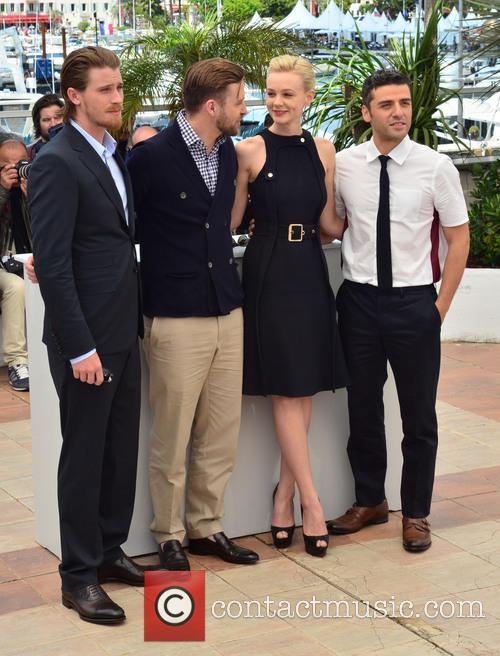 Garrett Hedlund, Justin Timberlake, Carey Mulligan and Oscar Isaac 8