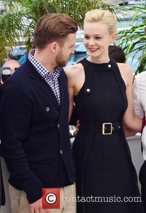 Justin Timberlake and Carey Mulligan 7