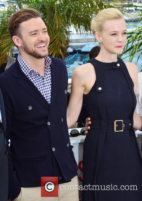 Justin Timberlake and Carey Mulligan 8