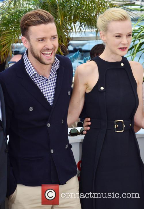 Justin Timberlake and Carey Mulligan 9
