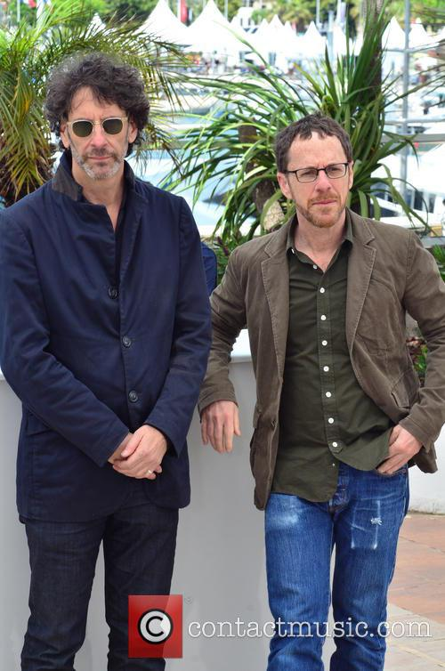 COEN BROTHERS, Joel Coen and Ethan Coen 2