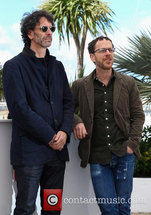 Ethan Coen and Joel Coen 4