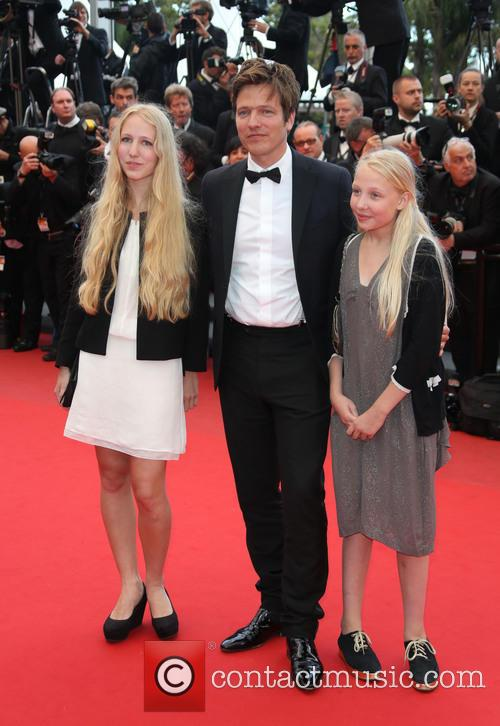Thomas Vinterberg, Daughter and Wife 2