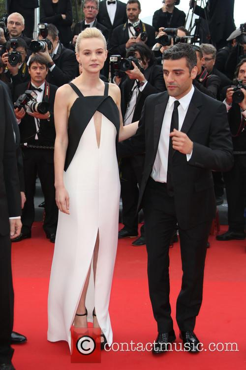 Carey Mulligan and Oscar Isaac 1