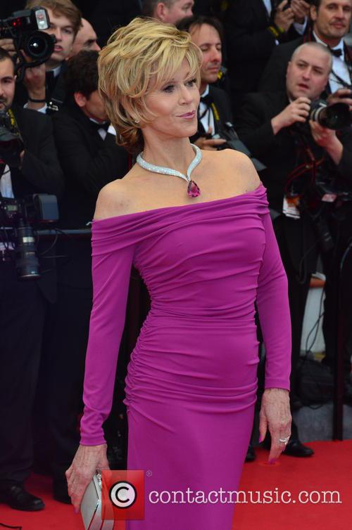 Jane FONDA, Cannes Film Festival