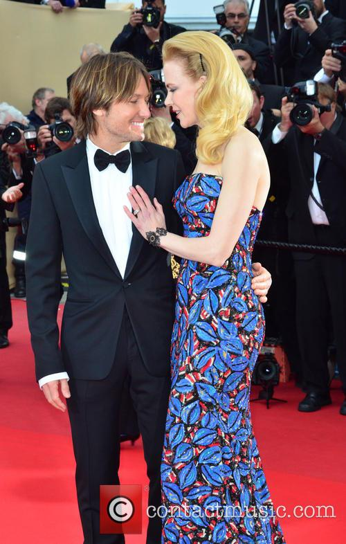 Nicole Kidman Keith Urban Cannes