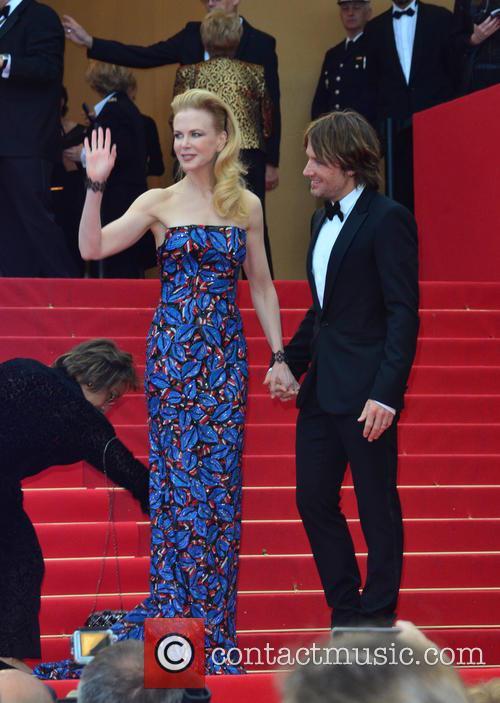 Nicole Kidman, Keith Urban, Cannes Film Festival