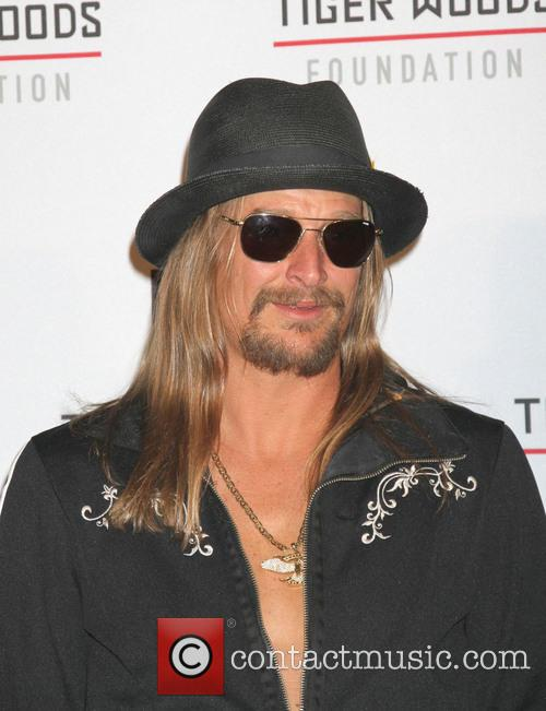 Kid Rock at Tiger Woods Foundation
