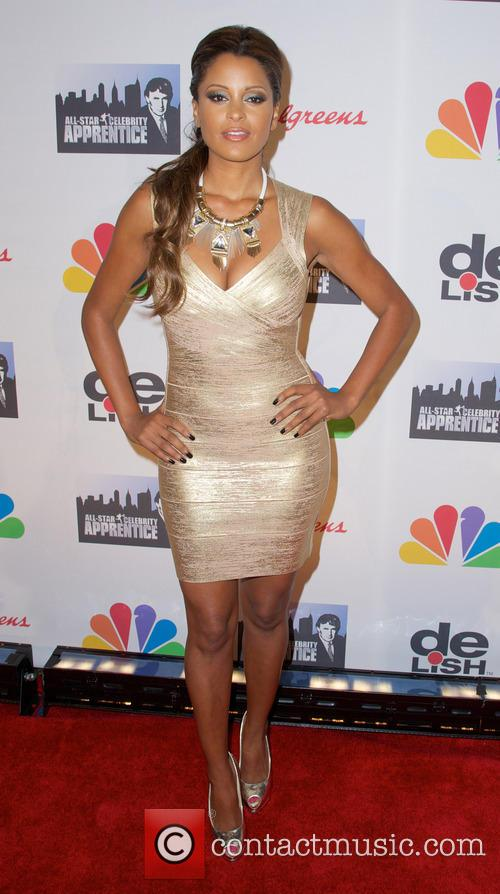 Claudia Jordan Fired From 'The Celebrity Apprentice 2'