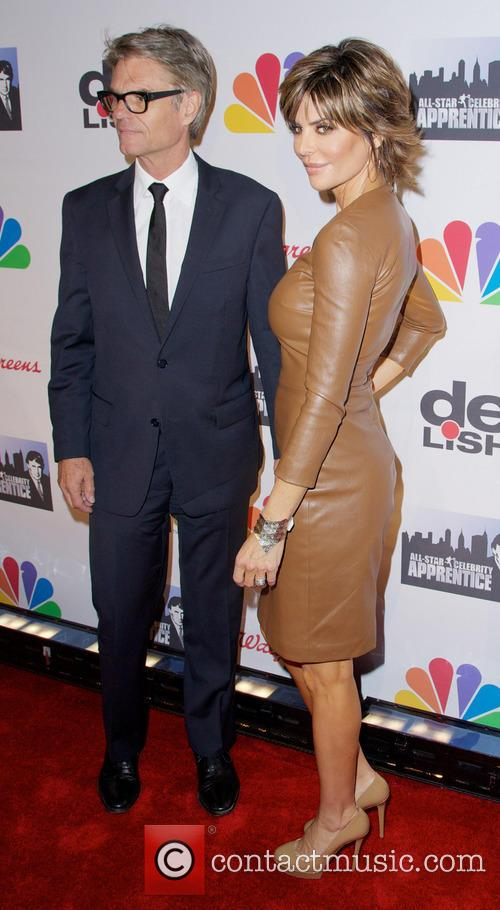 Lisa Rinna and Harry Hamlin 6