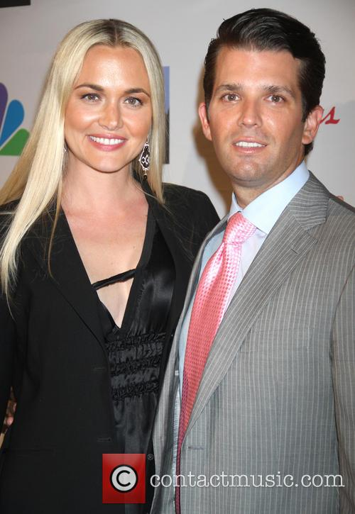 Apprentice and Don Trump JR. 1