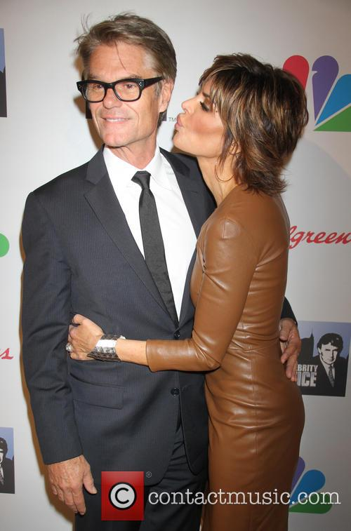 Lisa Rinna and Harry Hamlin 10