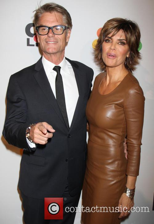 Lisa Rinna and Harry Hamlin 11