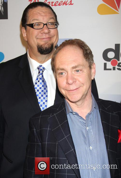Penn Jillette and Teller 4