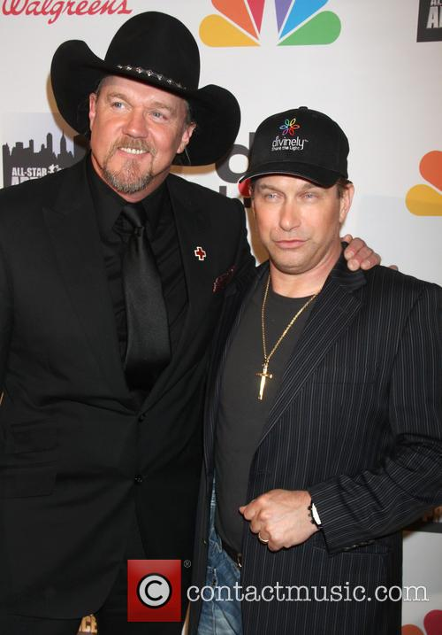 Trace Adkins and Stephen Baldwin 11