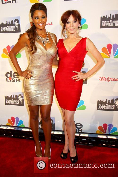 Claudia Jordan and Marilu Henner 5