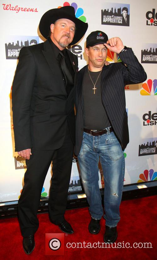Trace Adkins and Stephen Baldwin 4