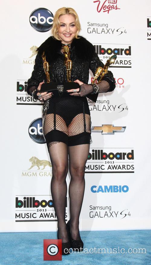 Madonna at the 2013 Billboard Music Awards
